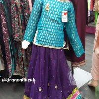 Girls Trendy gharara/skirt 3 pc set